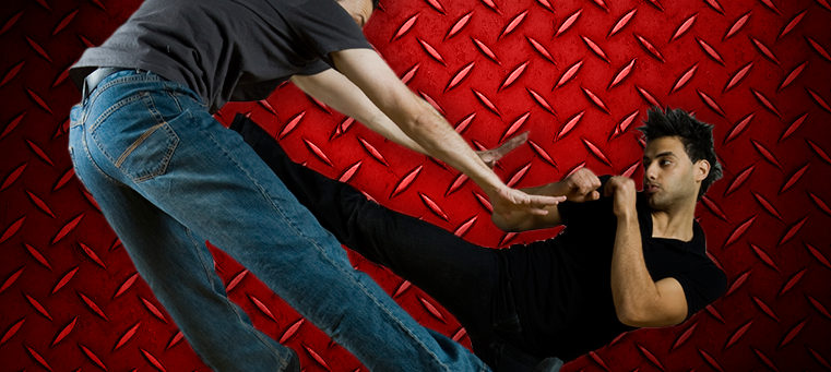 Krav Maga kick Learn Krav Maga for Fitness and Security