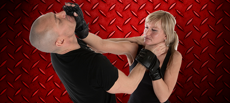 Krav Maga woam defense Krav Maga is Modern, Close Quarters Self Defense