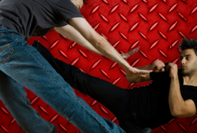 Krav Maga kick 280x190 Learn Krav Maga for Fitness and Security