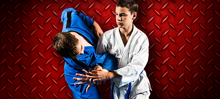 Krav Maga kids sparring A Brief History of Judo