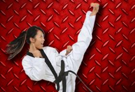 Krav Maga woman kick 280x190 A History of Taekwondo