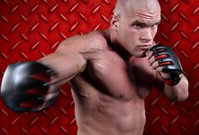 Krav Maga man punch2 280x190 Three Popular Martial Art Techniques that Increase Strength