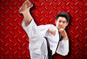 Krav Maga Mens kick 280x190 A Humble, Determined Martial Arts Attitude Spurs Growth