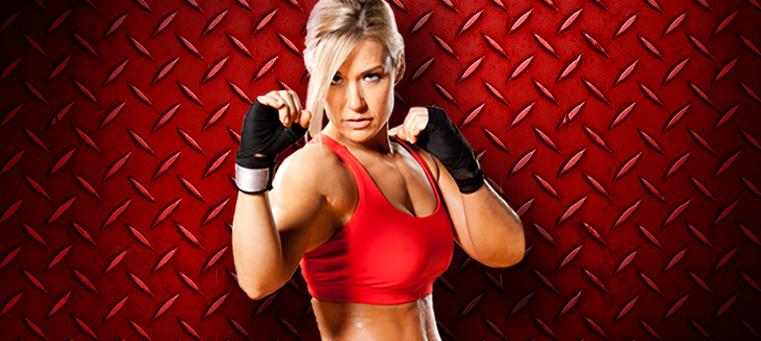 Krav Maga woman fitness Endurance Training With Martial Arts